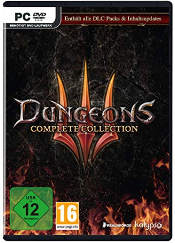 Dungeons 3 Complete Collection (PC) (64-Bit)
