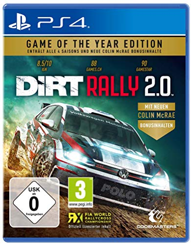 DiRT Rally 2.0 GOTY (Playstation 4)