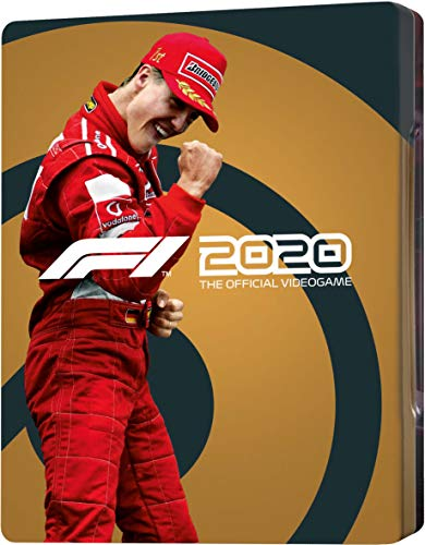 F1 2020 Schumacher Deluxe Edition mit Schumacher Steelbook [Limited Edition] (exklusiv bei Amazon.de) (PS4)