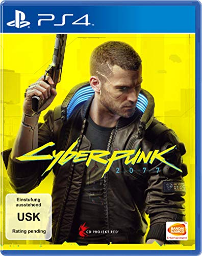 CYBERPUNK 2077 - DAY 1 Standard Edition - [PlayStation 4]