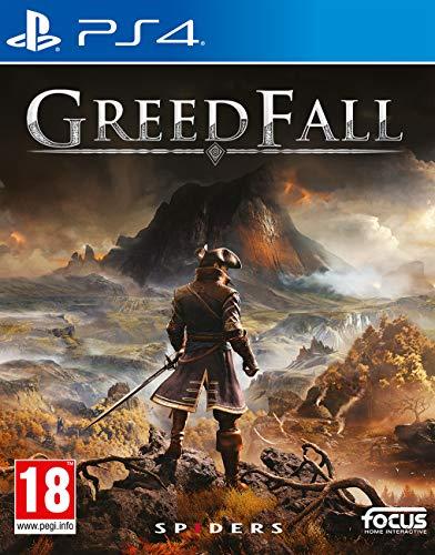 GreedFall (PS4) - [AT-PEGI]