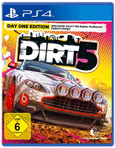 DIRT 5 - Day One Edition (Playstation 4)