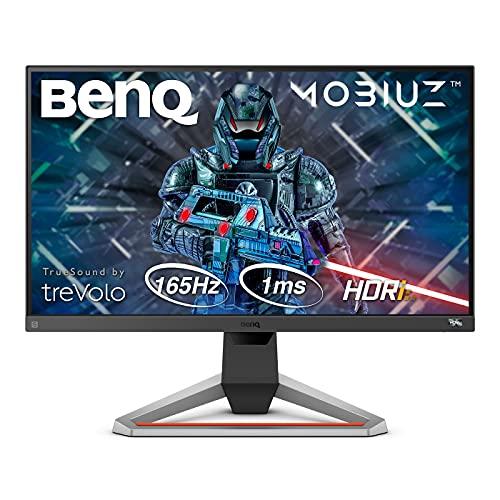 BenQ MOBIUZ EX2510S 24,5 Zoll HDR IPS Gaming-Monitor, 165 Hz, 1 ms, FreeSync Premium, FHD