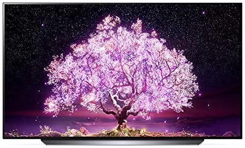 LG OLED65C17LB TV 164 cm (65 Zoll) OLED Fernseher (4K Cinema HDR, 120 Hz, Smart TV) [Modelljahr 2021]