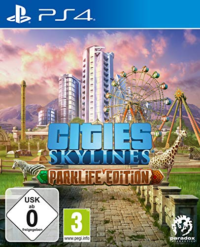 Cities: Skylines Parklife Edition [Playstation 4]