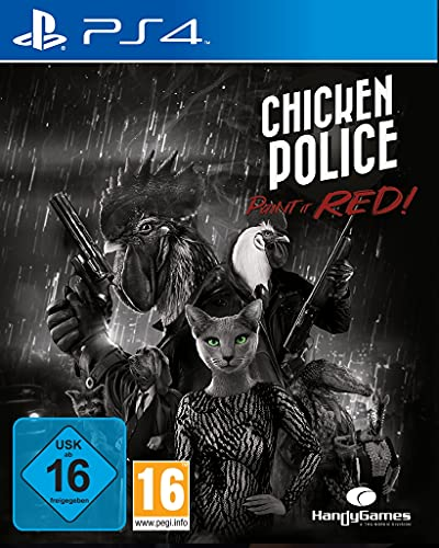 Chicken Police: Paint it Red! [PlayStation 4] [ ]