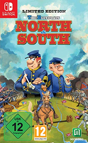 The Bluecoats - North and South - [Nintendo Switch]