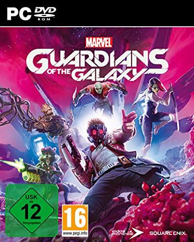 Marvel's Guardians of the Galaxy (PC) (64-bit) + Exclusive Steelbook