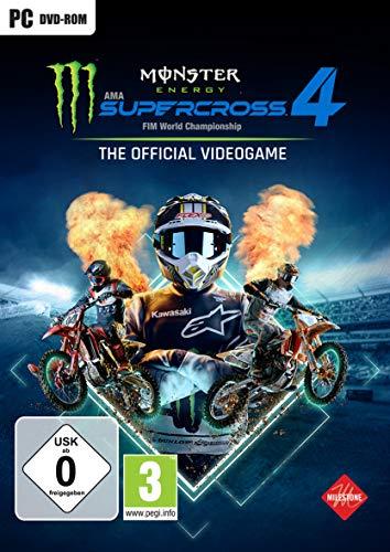 Monster Energy Supercross - The Official Videogame 4 (PC) (64-Bit)