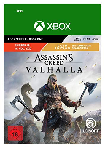 Assassin's Creed Valhalla Gold - PRE-PURCHASE | Xbox - Download Code