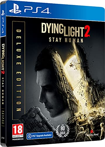 Dying Light 2 Stay Human Deluxe Edition (Playstation 4) [AT-PEGI]