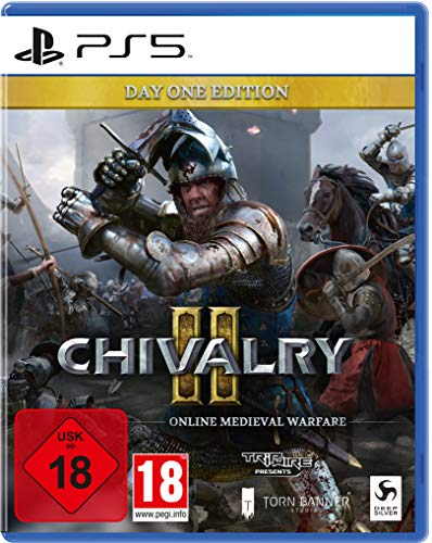 Chivalry 2 Day One Edition (Playstation 5)