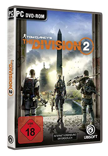 Tom Clancy's The Division 2 - [PC - Disk] Standard Edition | Uncut