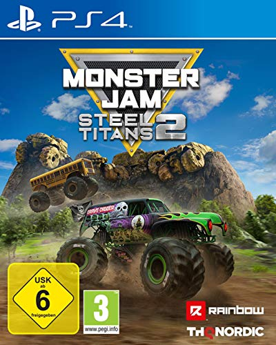 Monster Jam Steel Titans 2 (Playstation 4)