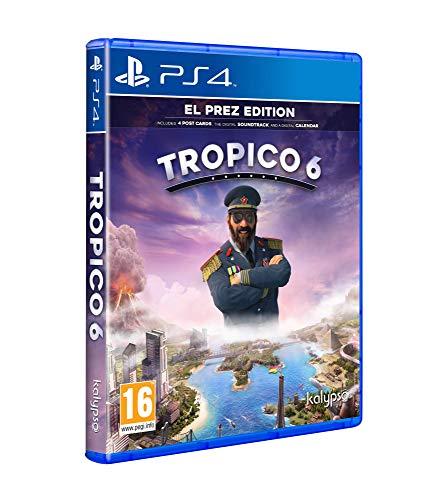Tropico 6 (PlayStation 4) [