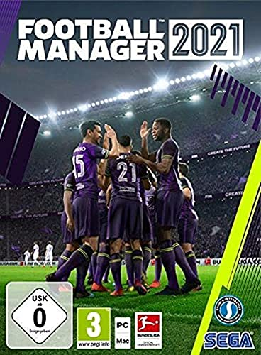 Football Manager 2021 (PC) (64-Bit)