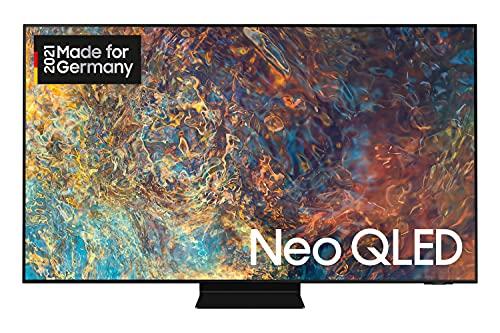 Samsung Neo QLED 4K TV QN90A 65 Zoll (GQ65QN90AATXZG), Quantum HDR 2000, Quantum-Matrix-Technologie, Motion Xcelerator Turbo+ [2021]