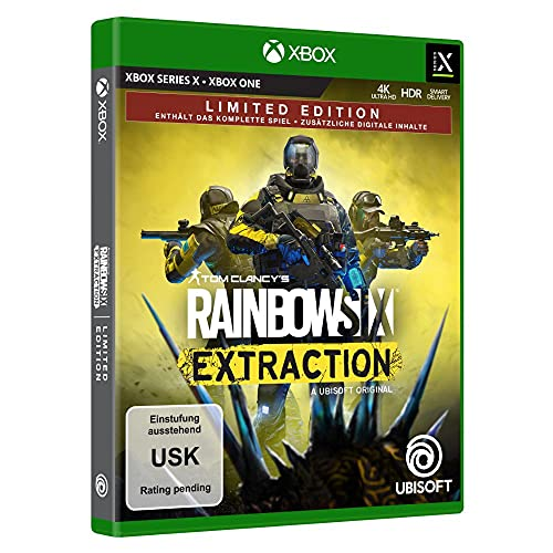 Rainbow Six Extraction – Limited Edition [Xbox One, Series X]
