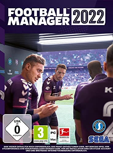 Football Manager 2022 (PC) (64-Bit)