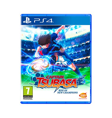 Captain Tsubasa: Rise of new Champions (deutsche Verpackung)