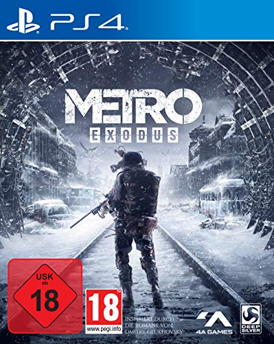 Metro Exodus [PlayStation 4]