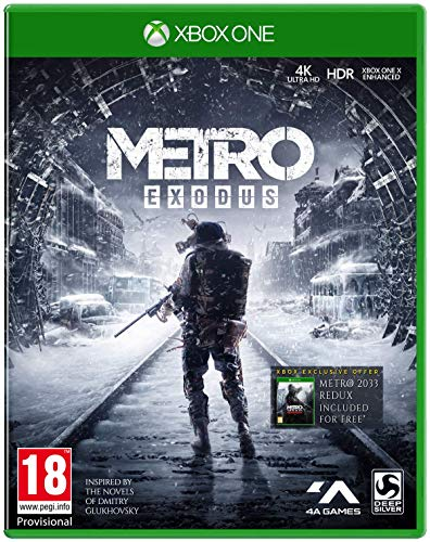 Metro Exodus - Day One Edition Xbox1 [