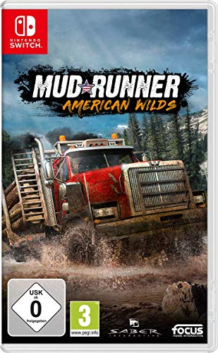 MudRunner - American Wilds Edition - [Nintendo Switch]