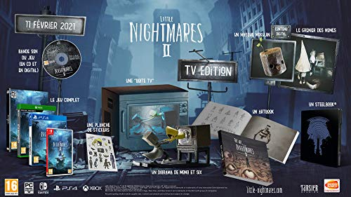 Little Nightmares II - TV Edition - [PlayStation 4]