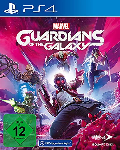 Marvel's Guardians of the Galaxy (Exklusive Amazon inkl. Steelbook) (PS4)