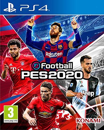 Konami JEU Konsole PES 2020 PS4
