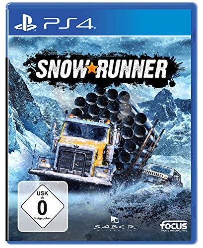 Snowrunner: Standard Edition - [PlayStation 4]