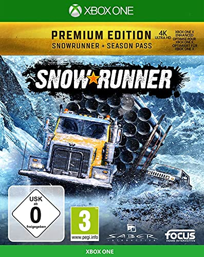 Snowrunner: Premium Edition - [Xbox One]