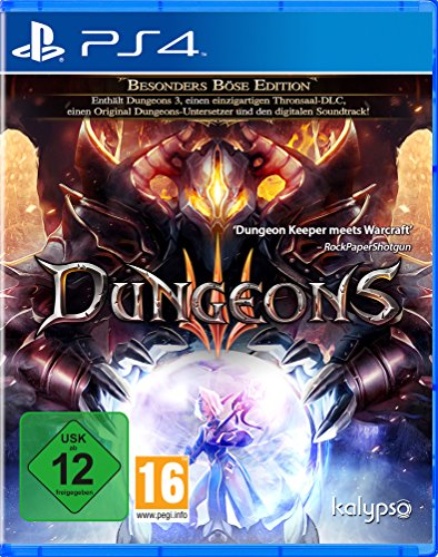 Dungeons 3 [PS4]