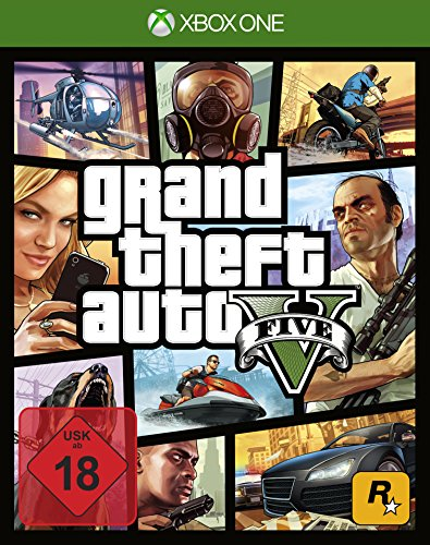 Grand Theft Auto V - Standard Edition [Xbox One]
