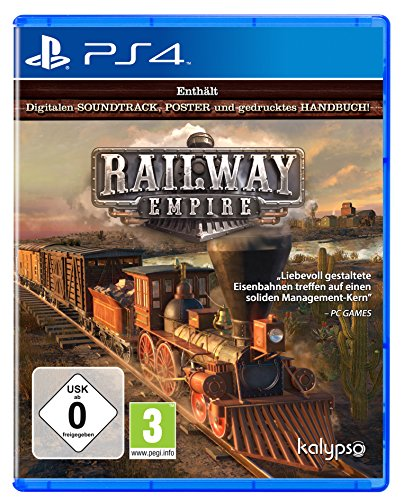 Railway Empire [Playstation 4]