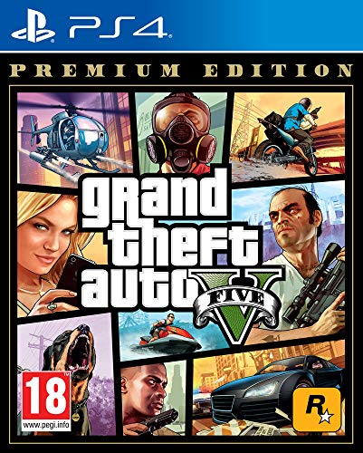 Unbekannt GTA V Premium Edition