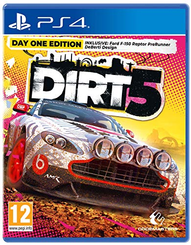 DIRT 5 - Day One Edition (Playstation 4) [PEGI-AT]