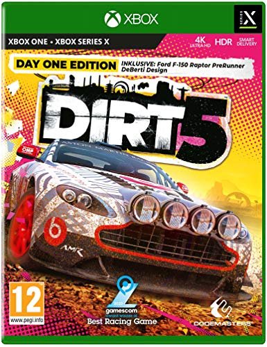 DIRT 5 - Day One Edition (Xbox One) [PEGI-AT]